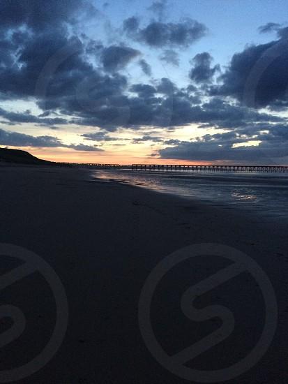 A long along the pier photo