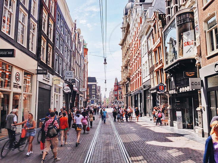 city streets photo