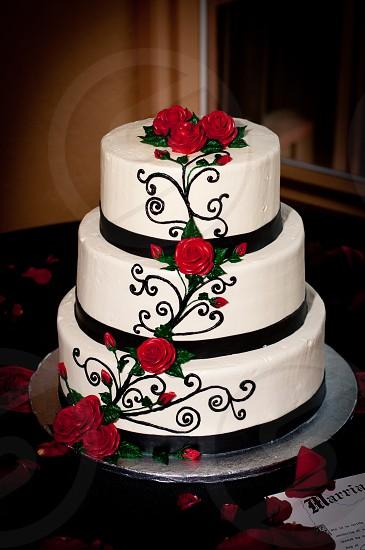 Wedding Cakes wedding cake photo