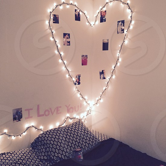 My wall ❤️ my boyfriends & I pictures  photo