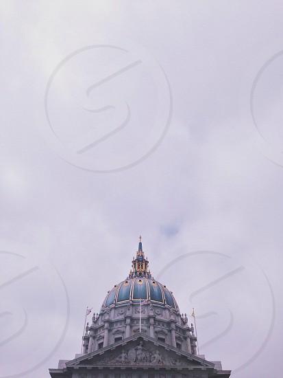 blue dome photo