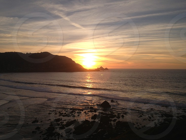 Pacifica Sunset photo