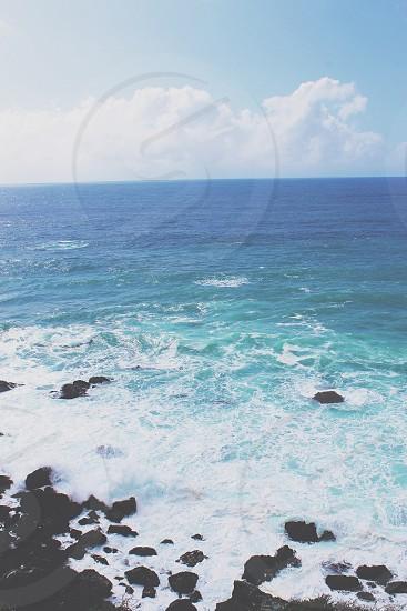 open ocean photo