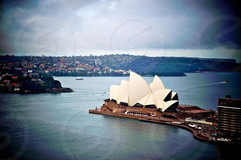Sydney Opera House in Australia photo