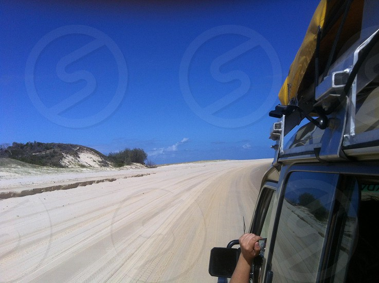 Fraser Island Australia  photo