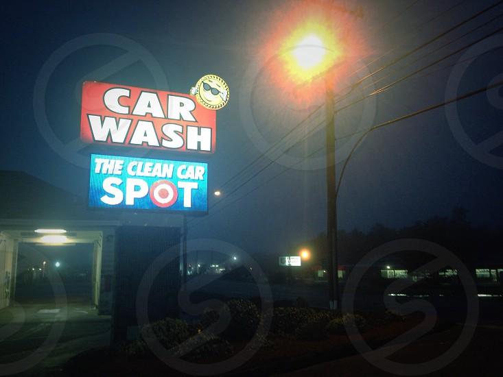 Car Wash. photo