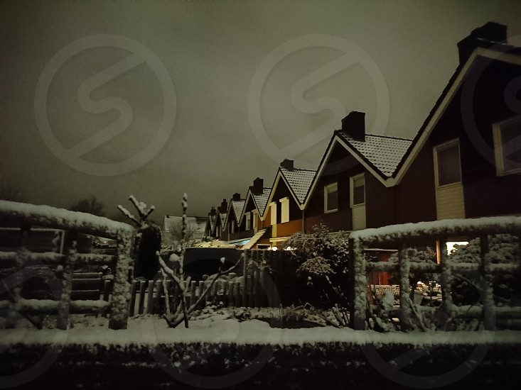 Snow in the Netherlands is pretty rare photo