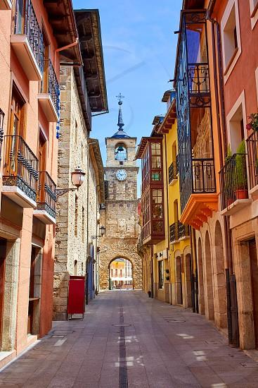 Way of Saint James by Ponferrada El Bierzo of Leon photo
