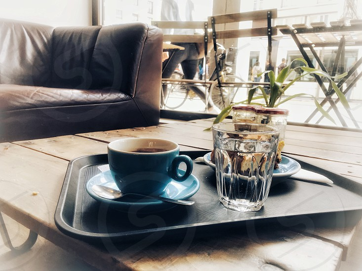 Coffee in Strasbourg photo