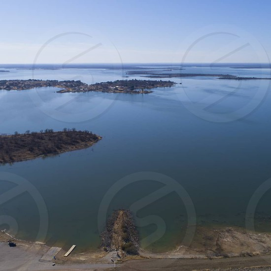 Hubbard Creek Reservoir TX photo