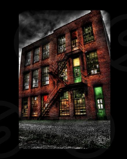 1920's Shoe Factory photo