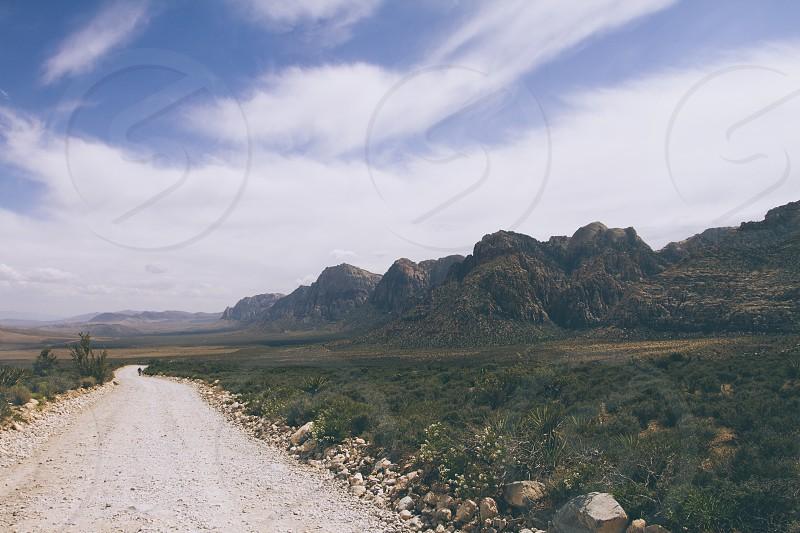 Red Rocks Nevada photo