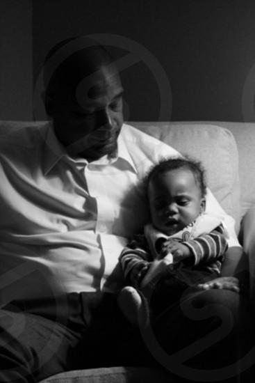 Papa's first boy photo