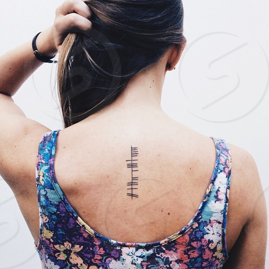 "Tattoo meaning : ""Unfailing love"" photo"