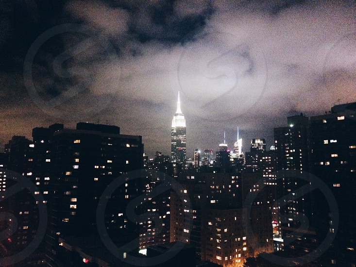 Some nights the wrong choices bring you to the right places. #nyc  photo