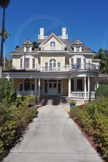 The Murphy Burroughs House in Fort Myers Florida photo