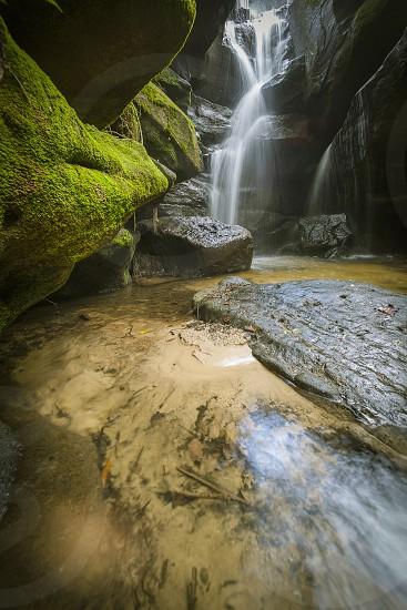 Dismals Canyon Waterfall photo