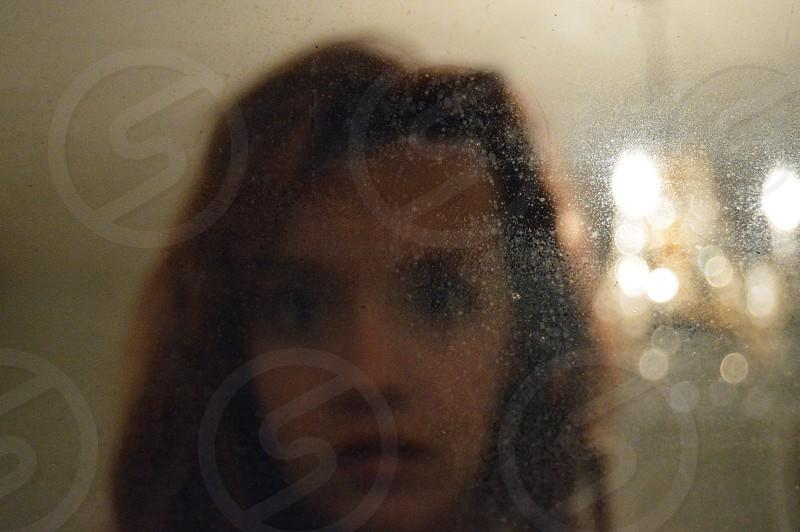 woman face photo