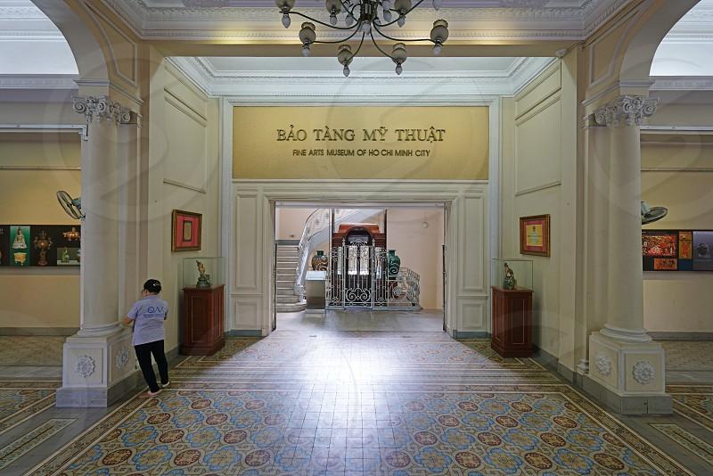 Ho Chi Minh City Museum of Fine Arts - Ho Chi Minh City Vietnam photo