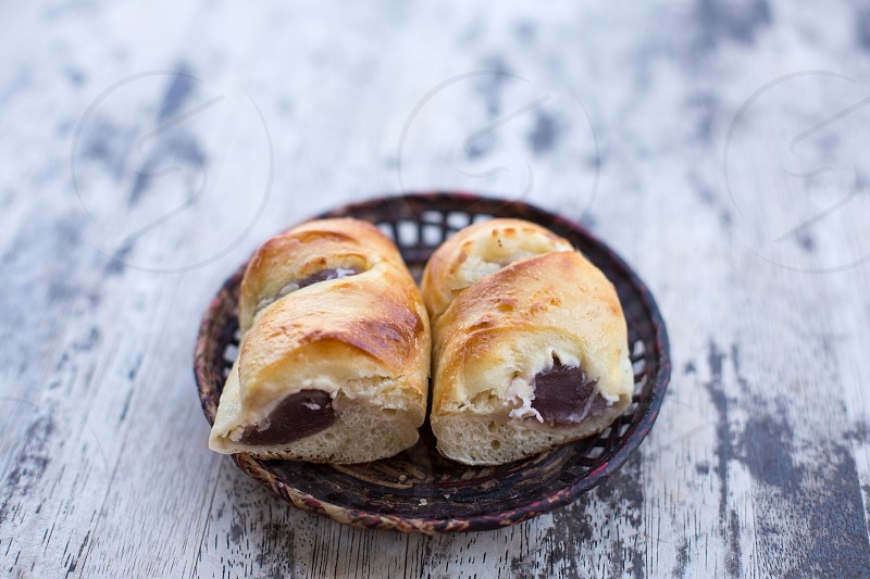 Delicious bread of Japan photo