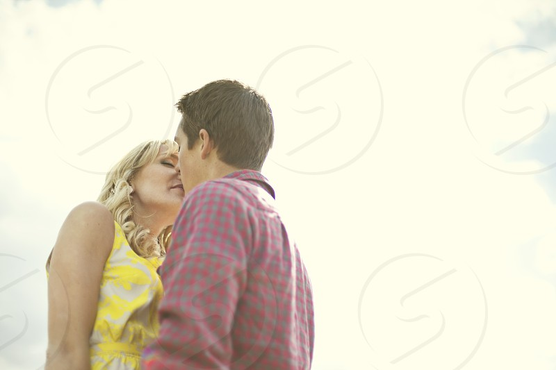 First Kiss photo