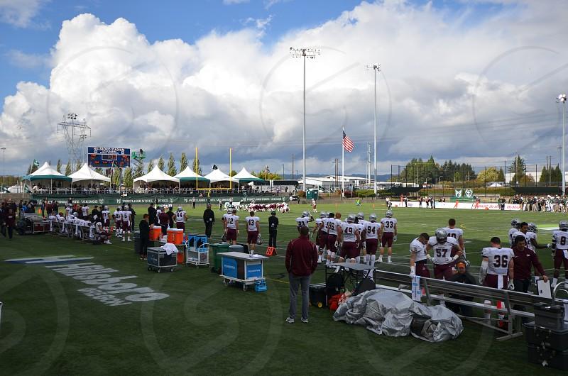 Hillsboro Oregon football stadium parks & recreation photo
