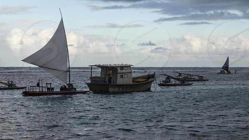 Porto de Galinhas Ipojuca PE Brazil photo