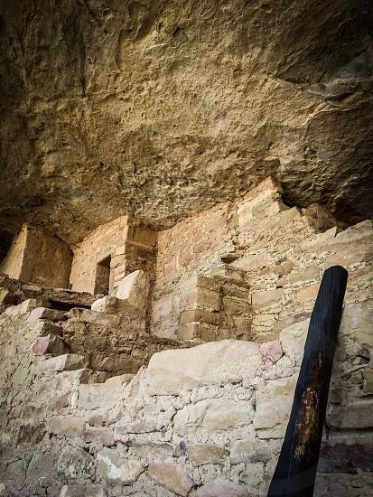 Mesa verde pueblo ancient ruins Indian photo