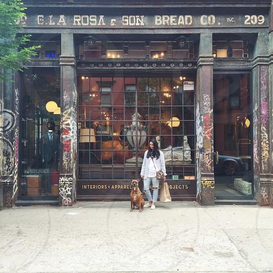 NoLita New York City.  photo