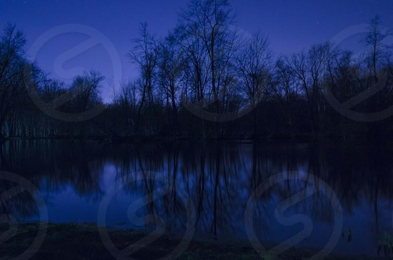 stars night photo