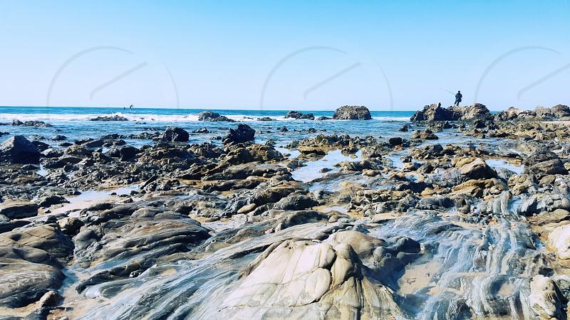 Travel Laguna Beach Crystal Cove California photo