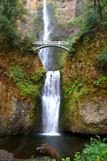 Multnomah Falls Portland Oregon photo