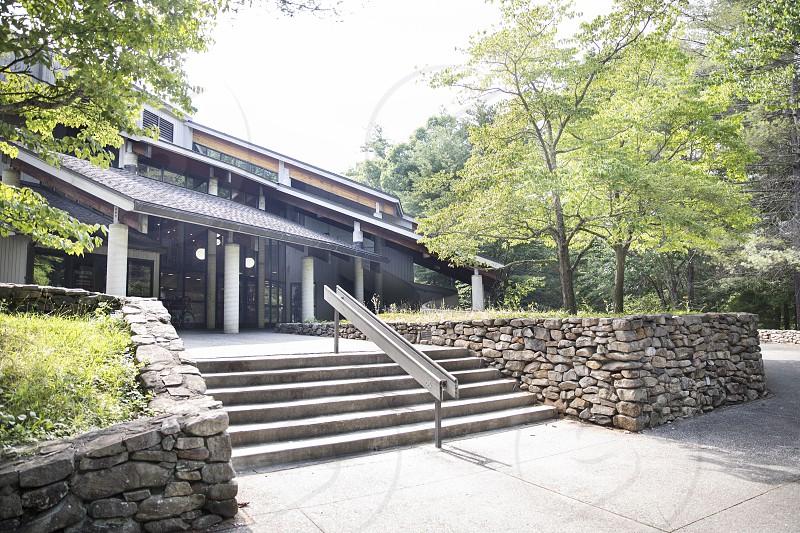 Folk Art Center; Blue Ridge Parkway; Asheville; North Carolina photo
