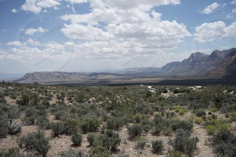 Red rock canyon Las Vegas Nevada stunning landscape photo