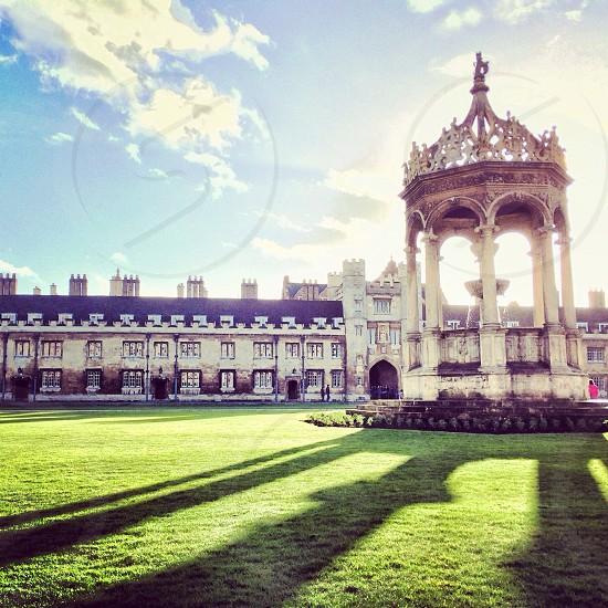 Cambridge UK photo