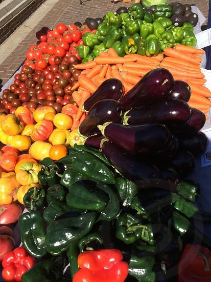 Old Town VA Farmers market 2014. photo