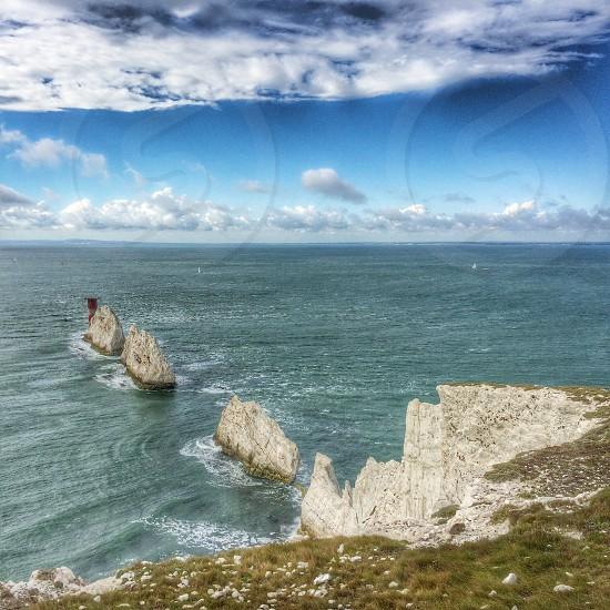 The Needles Isle Of Wight England photo