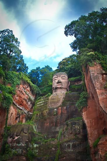 Giant Budah China photo