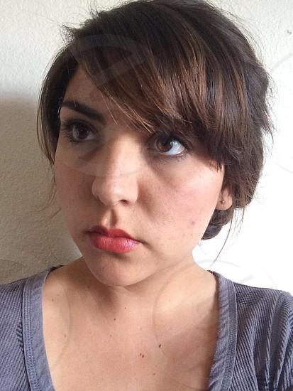 Self portrait photo