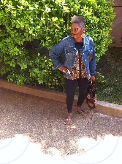 My lovely grandma photo
