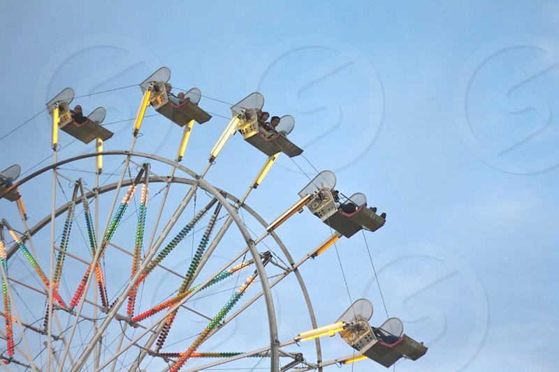 ferris wheel photo