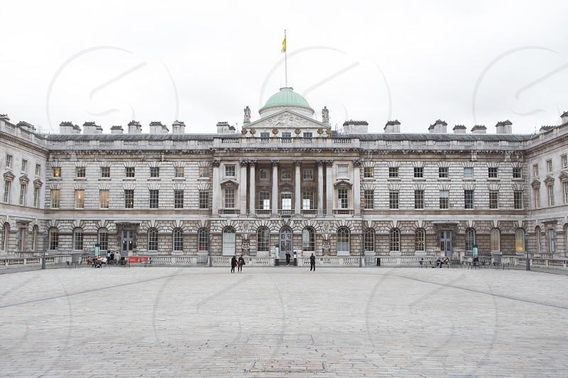 Somerset House Holborn London photo