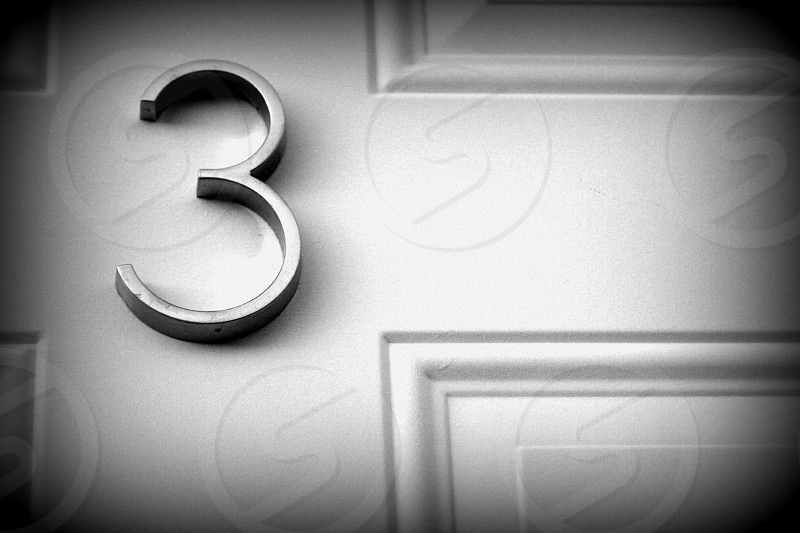 House number photo