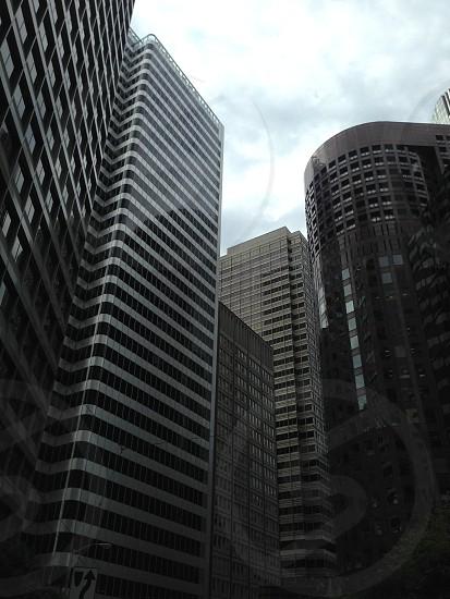 San Francisco buildings photo
