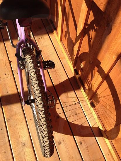 Wheel in... photo