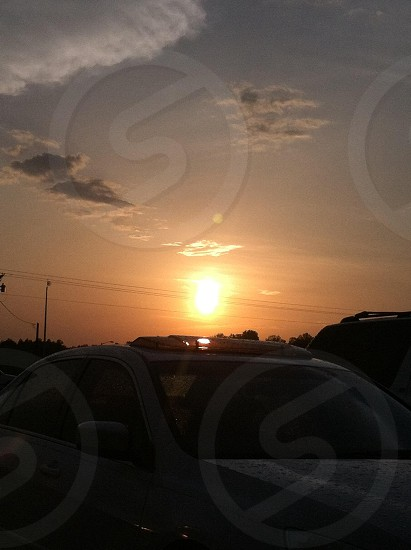 South Carolina sunset! photo