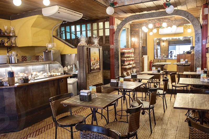 Coffee place.  photo