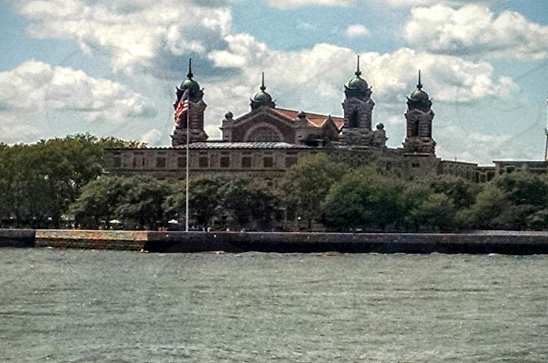 Ellis Island NYC  photo