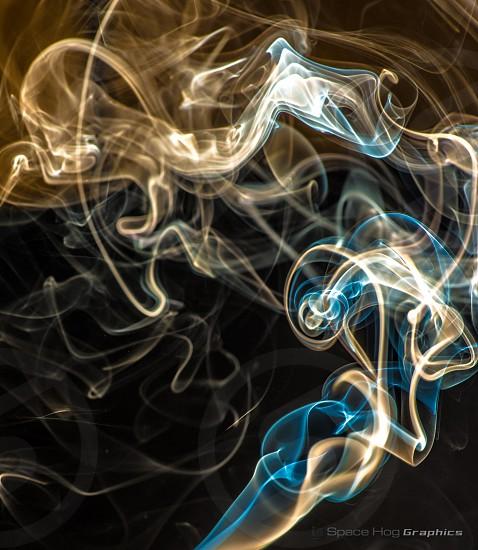 Black Smoke 2 photo