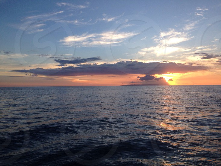 Kauai sunset Sept 2014 photo
